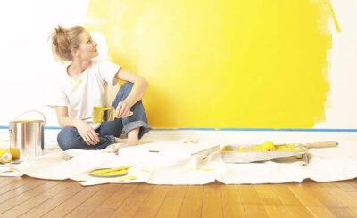 Armando Iachini La pintura ideal para cada espacio del hogar