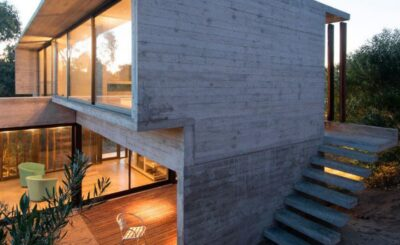 Armando Iachini - El concreto arquitectónico