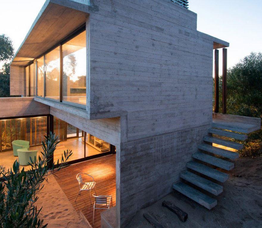 Armando Iachini: El concreto arquitectónico