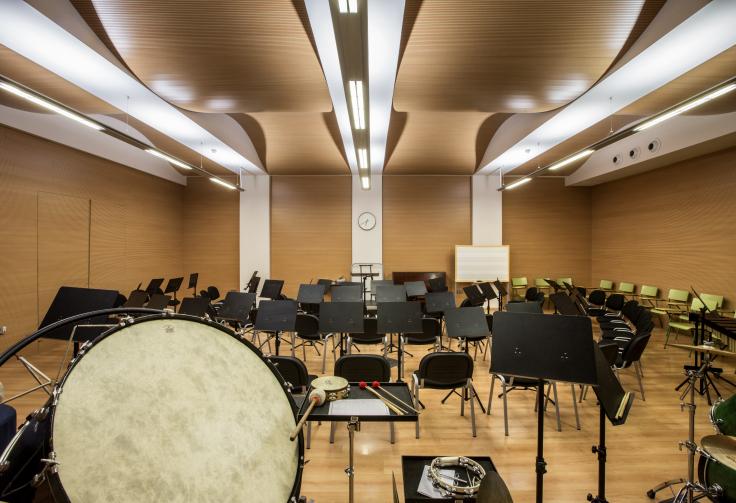 Armando Iachini Uso de paneles aislantes de ruidos 3 - Uso de paneles aislantes de ruidos