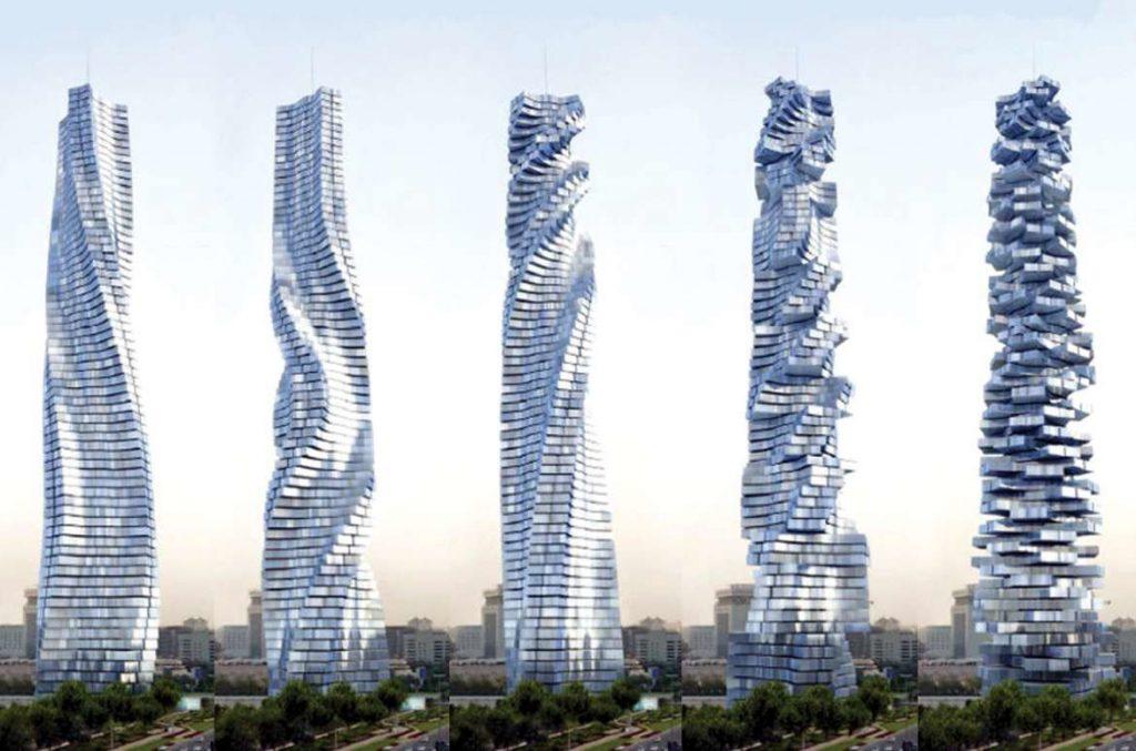 Armando Iachini El Dynamic Tower el futuro de las edificaciones 1 - Armando Iachini: El Dynamic Tower, el futuro de las edificaciones