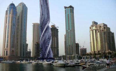 Armando Iachini El Dynamic Tower el futuro de las edificaciones