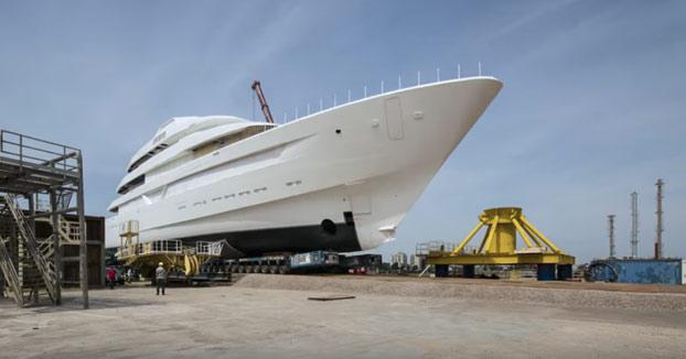 Armando Iachini - Los barcos, grandes obras de la construcción naval