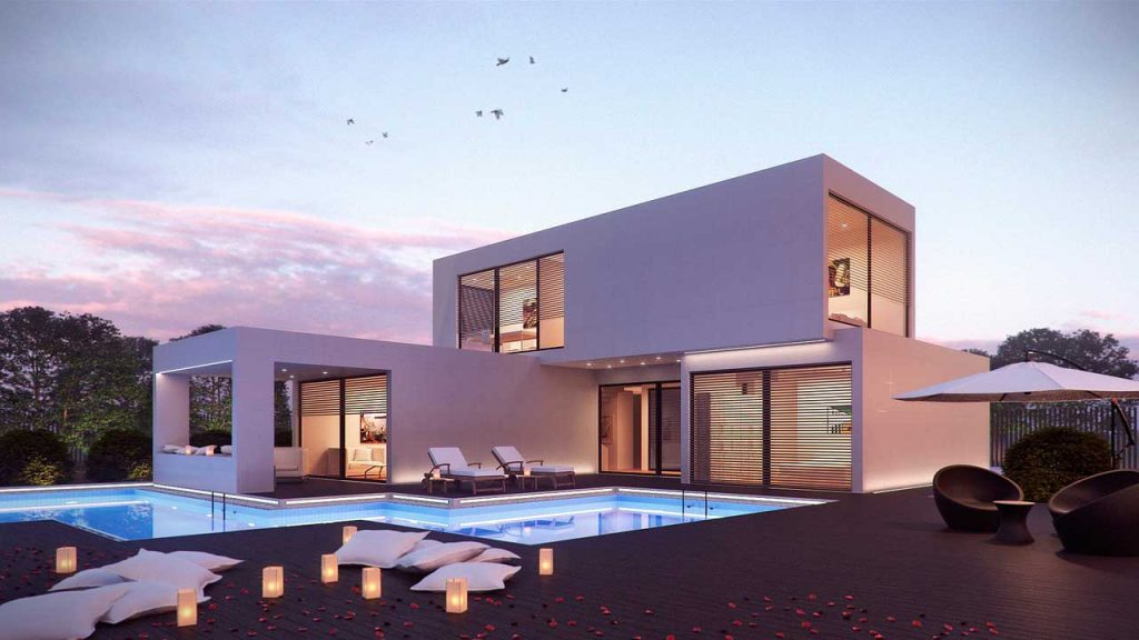 Armando Iachini Ventajas de las casas con forma de L