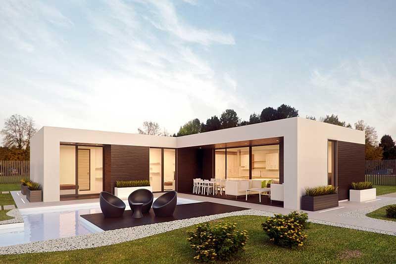 Armando Iachini Ventajas de las casas con forma de L 2 - Armando Iachini: Ventajas de las casas con forma de L